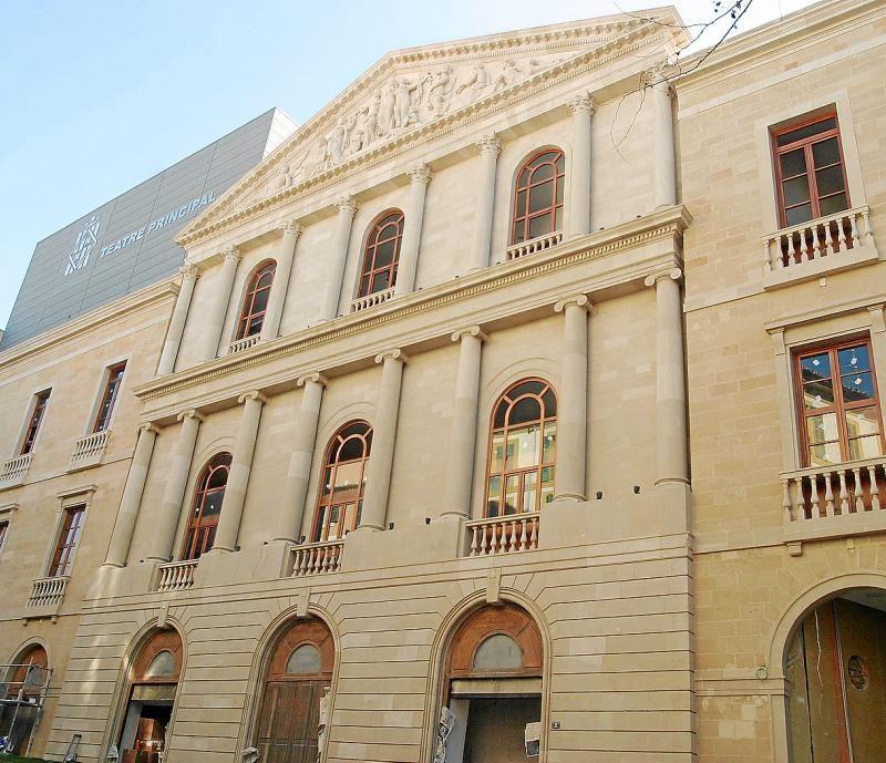 Teatre Principal. Dragados S.A.